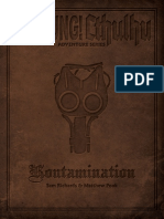 Achtung! Cthulhu [Mps01022cs] Kontamination (Printer Friendly) [Oef]