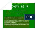 CASM 83  R 2010