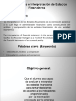 Analisis de Interpretacion de Estados Financieros