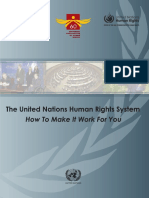 The UN Human Rights System
