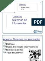 ARQ02 Sistemas de Informacao