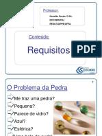 ARQ08 Requisitos 84 Slides
