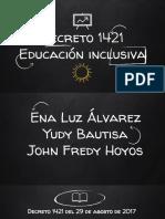 Eduación inclusiva