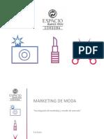 Investigacion de Marketing y Estudio de Mercado