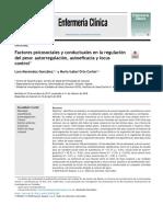Factores Psicosociales Autorregualcion y Autoeficacia 2018