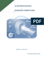 Guía de Protocolos de Tomografia Computada