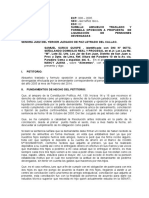 Formula Oposicion a Propuesta de Liquidacion de Pension Devengadas Doc (1)