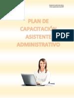 Plan de Formacion Asis Administrativo Sap