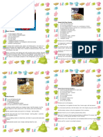 cereal recipe.doc
