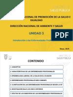 Prevención de Enfermedades Profesionales MSP