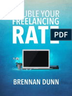 Brennan Dunn - Double Your Freelancing Rate