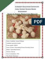 Akeam williams agri animal production SBA.docx