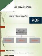 modelos relacionales