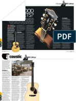 Acoustic Mag Interview