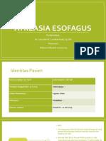 Atreasia esofagus.pptx