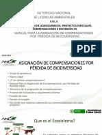 Manual Para La Asignación de Compensaciones Por Pérdida de Biodiversidad, Mayo de 2014
