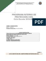 Programa Interno 2019-2020