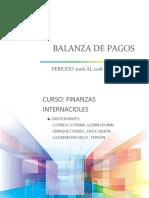 Balanza de Pagos - Perú