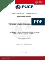 2013 - Hugo Morales - Compartamiento antisocial persistente y limtado a la adolescencia entre infractores institucionalizados.pdf