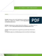 Lectura Complementaria - Referencias - S4