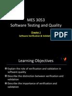 Software testing class 2