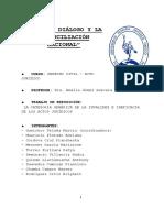 La Categoría Genérica de La Invalidez e Ineficacia de Los Actos Jurídicos (Civil II Dra Amalia)