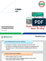 Apotek Online PPT IFRS