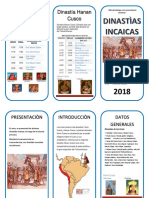 Dinastias Incas