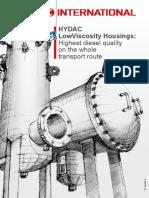 Diesel filters HYDAC