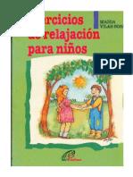 Ejercicios de Relajacion para Niños.pdf