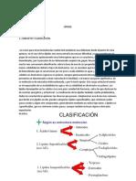 LÍPIDOS Clase Dra Maldonado