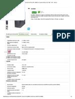 Ficha Tecnica UPS APC 1500