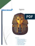 Informe Egipto