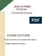8-Design of Compression Member