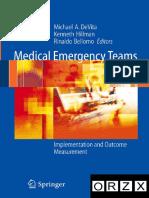 Emergency Teams