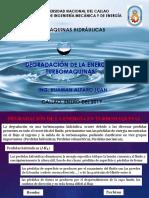 10. Degradacion de La Energia en Turbomaquinas