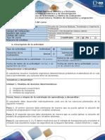 Guia de Actividades y Rúbrica de Evaluación - Tarea 1. PLE, Modelos de Transporte y Asignación (2)