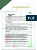 AA2-2. Lista de Chequeo SGC Laboratorios de Ensayos y Calibración