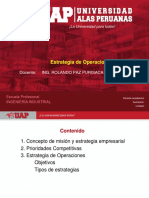 2 PCO Tema2 2018 PLANEAMIENTO ESTRATÉGICO INGENIERIA INDUSTRIAL UAP