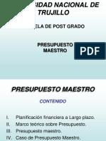 PRESUPUESTO MAESTRO (PARA CLASE).ppt