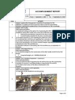 Accomplishment Report-040 09-23-19