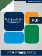 Direito Administrativo para Gerentes no Setor.pdf