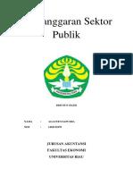 54749091-Penganggaran-Sektor-Publik.docx