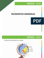 clase1 yacimientos minerales