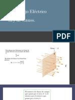 1.1.7 Flujo Eléctrico y Ley de Gauss (1)