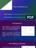 1.1.5 Tiro parabólico