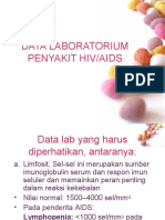 Data Laboratorium Penyakit Hiv