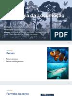 Fisiologia Da Locomoção _ Ciências Biológicas