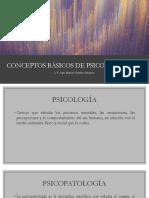 Conceptos Básicos de Psicopatología