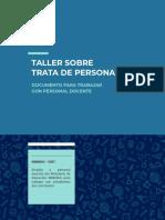 Guia Para Docentes Para La Pevención de La Trata de Personas 2019 (1)